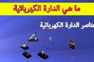 صورة عناصر الدارة الكهربائية بالمنزل , تعرف على اهميه و مكونات الدارة الكهربائية