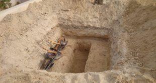 صورة الدفن في المنام , الدفن فى الحقيقه له معنى و الدفن فى المنام لها معنى اخر