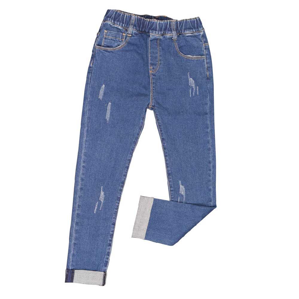 صورة بنطلونات جينز بناتي , احدث قصات جينز بناتى