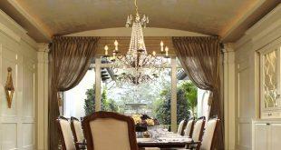 صورة ديكور غرف طعام , افضل انواع الديكورات لغرف الطعام