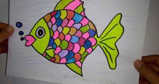 صورة رسومات اطفال ملونة , ما يحب طفلك من الرسومات في المقال التالي