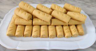صورة طريقة غريبة الحمص , الحلوى التونسيه على اصولها