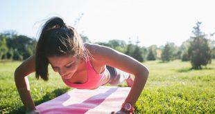 صورة تمارين لزيادة الوزن للنساء بالصور , افضل التمارين لزيادة الوزن طبيعيا