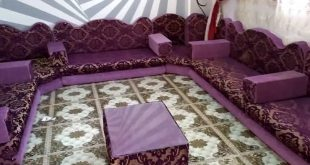 صورة مجلس عربي سعودي , رفاهية البيوت السعودية والاصالة فى المجلس العربي